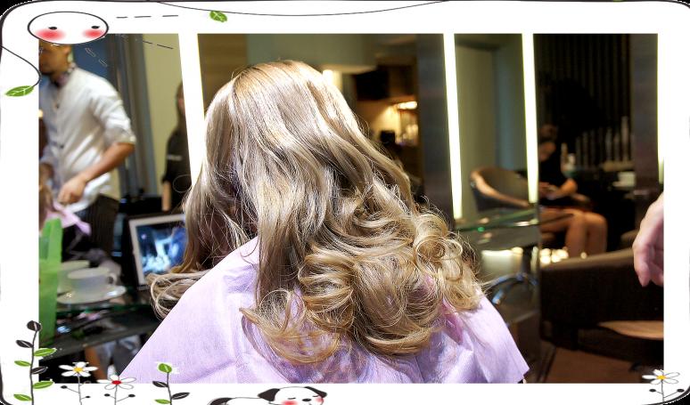 台中染髮、接色處理、夏森髮型