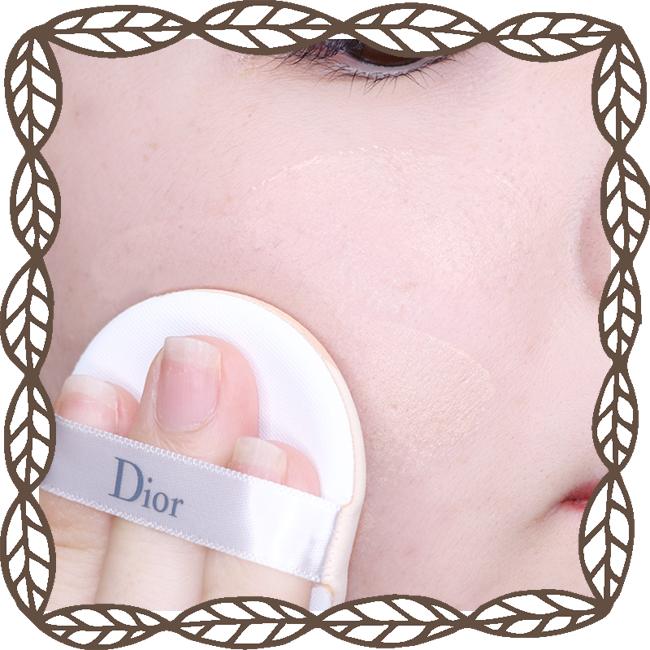 Dior、雪晶靈光感氣墊粉餅、花漾迪奧淡香水