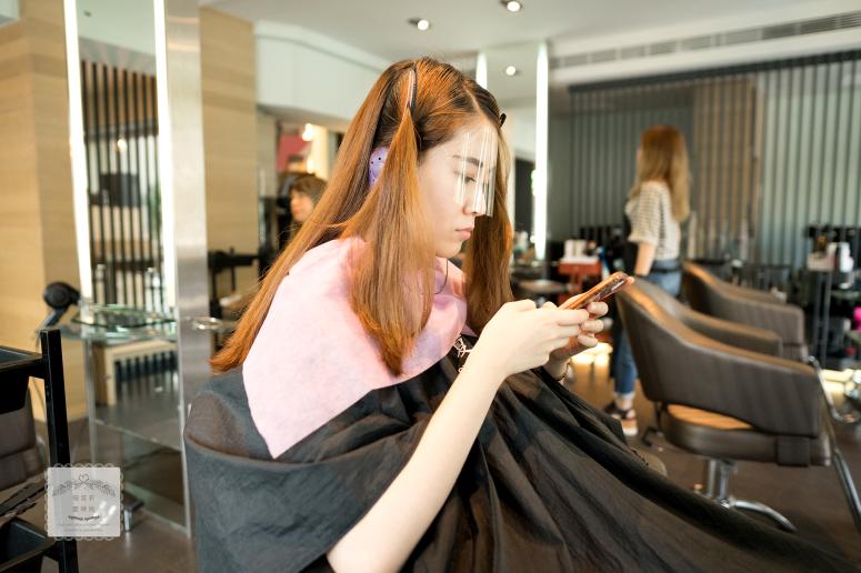 夏森髮型、台中護髮、護髮推薦、高質感髮廊