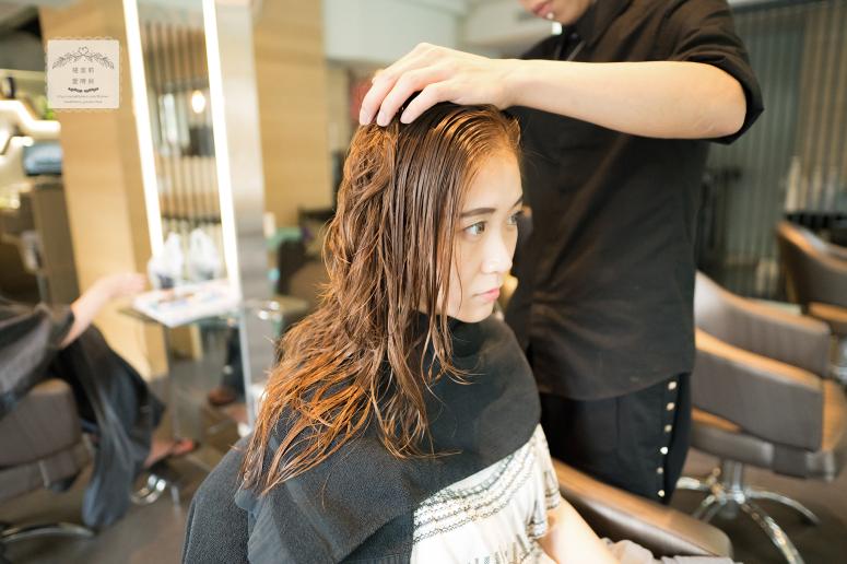 夏森髮型、台中護髮、護髮推薦、表皮層護髮