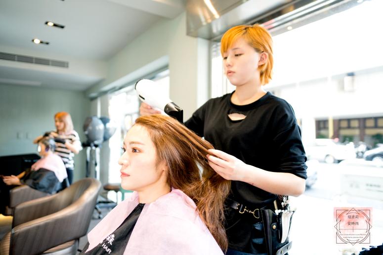 夏森髮型、台中美髮、深層護髮、台中護髮、夏森美髮