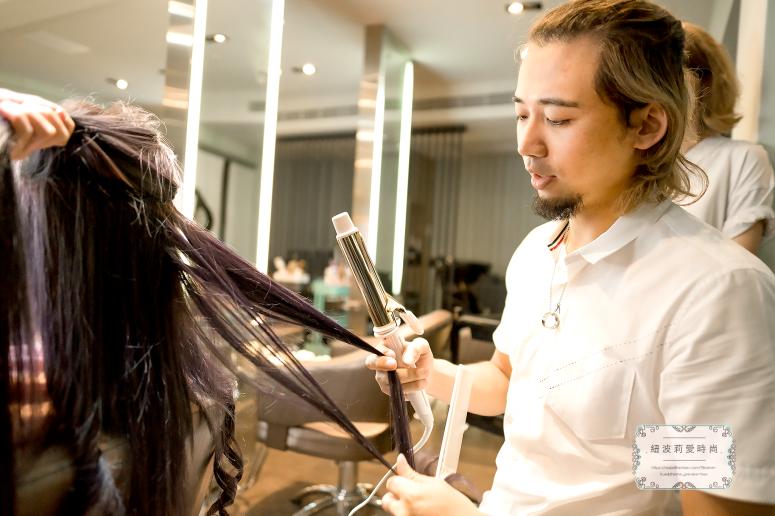 貼片式接髮、台中夏森髮型、絲綢貼片式接髮、台中接髮