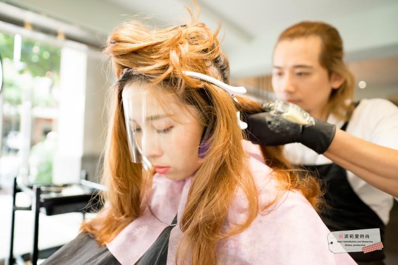 台中護髮、夏森髮型、結構式護髮、深層護髮、台中美髮